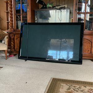 "65"" PANASONIC HD PROFESSIONAL PLASMA TV for Sale in Clinton, MD"