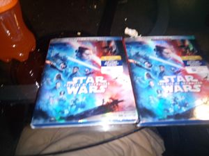Brand new starwars blue ray for Sale in Tacoma, WA
