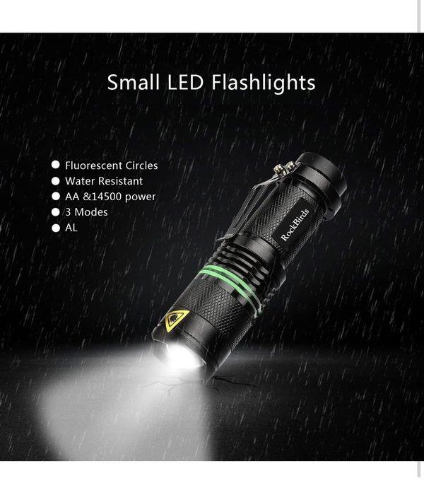 2 pack flashlights