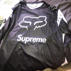 Supreme x Fox Racing Jersey for Sale in Farmington Hills, MI