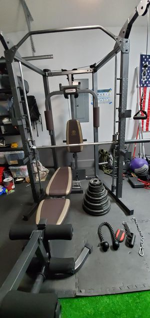 All-in-One Home Gym Smith Machine SM-4008 for Sale in Lake Worth, FL