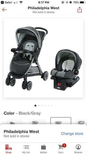 Used Pack and Play and Travel System for Sale in Philadelphia, PA