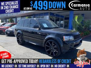 2012 Land Rover Range Rover Sport for Sale in Buena Park, CA
