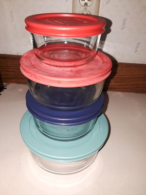 Pyrex glass tupperware for Sale in Auburn, WA