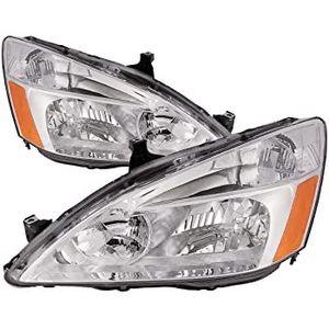 Honda Accord sedan 04-07 headlights Left/Right for Sale in Orange, CA