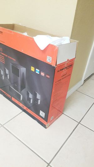 Langston home theater system for Sale in Riverview, FL
