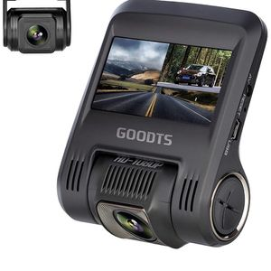 Dual Dash Cam GOODTS 1080P Full HD Dash Camera for Cars, Car Video Recorder with G-Sensor,Front and Rear Camera 170° Wide Angle, Motion Detection, Par for Sale in Brooklyn, NY