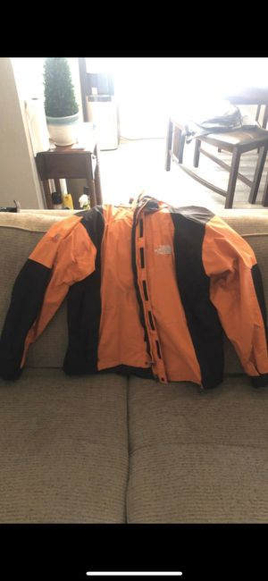 North face size Large/Xlarge jacket for Sale in Ontario, CA