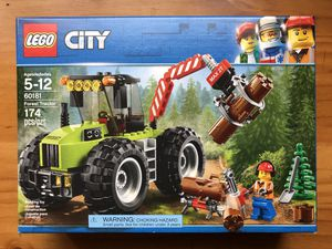 Lego City 60181 - Forest Tractor 🌳🌲 🌳 for Sale in Los Angeles, CA
