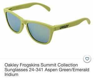 sunglasses Oakley Frogskins Summit Collection for Sale in North Bay Village, FL