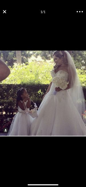 Wedding dress for Sale in Chino Hills, CA