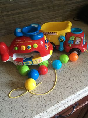 Vtech kids baby toys for Sale in Joliet, IL