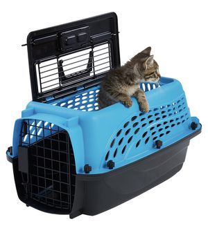 """PET Dog Crate Carrier Kennel 2 Door Top Load - Small 19"""" for Sale in Hayward, CA"""