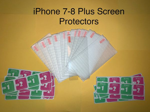 iPhone 7-8 Plus screen protector