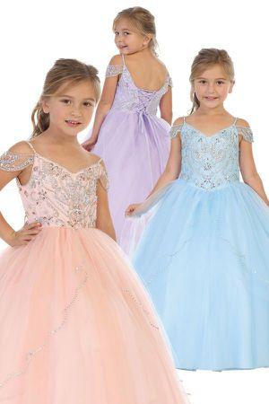Pageant Dress/ Presentation Dress/ Girl Dress/ Event Dress/ Flower Girl Dress for Sale in Ontario, CA