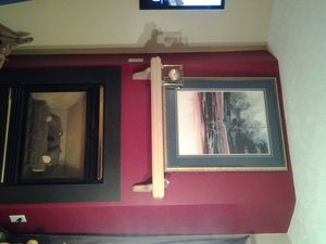 Framed Art, Numbered Limited Edition, Signed, Professional Quality Frame for Sale in Gahanna, OH