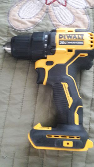 New DeWalt Atomic brushless drill tool only for Sale in Commerce, CA
