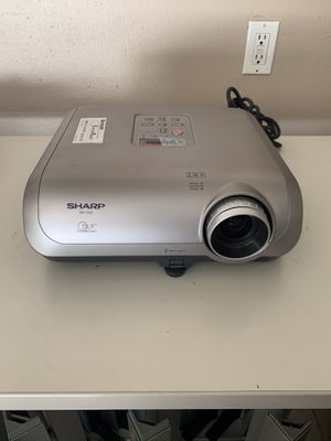 Sharp projector no controller for Sale in Visalia, CA