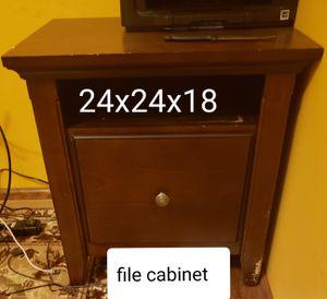 File cabinet for Sale in Delair, NJ