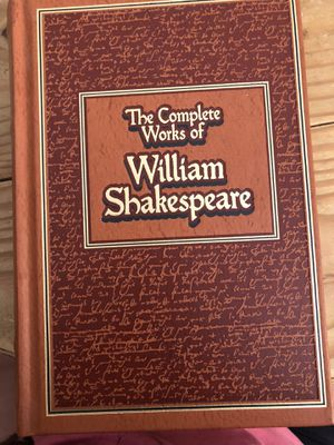Complete works of William Shakespeare for Sale in Gilbert, AZ
