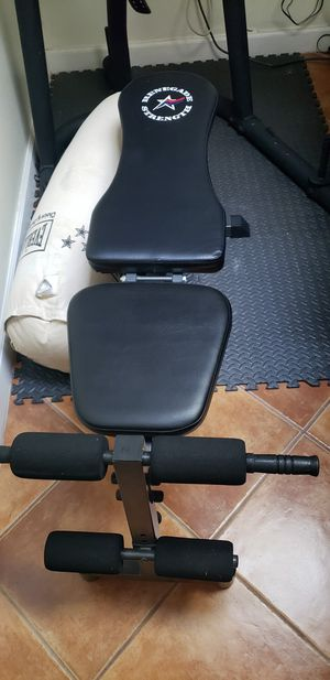 Workout Bench new. for Sale in Winter Park, FL