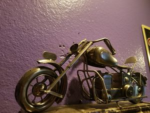 Motorcycle Metal Wall Decor for Sale in Cape Coral, FL