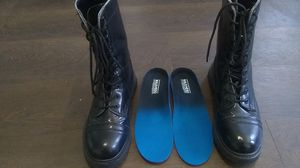 Men's military paratrooper boots-Size 9 for Sale in Los Angeles, CA