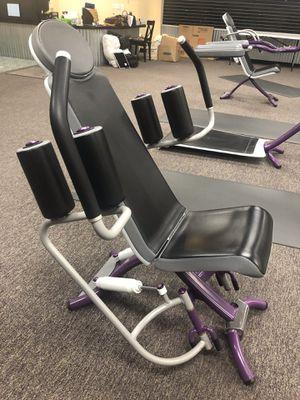 Back/Pec Machine - Fitness Equipment for Sale in Orange, CA