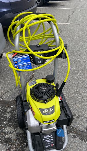 Honda Gas Pressure Washer for Sale in Silver Spring, MD