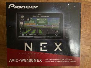 Pioneer AVIC-8400NEX in dash stereo w/navigation for Sale in Phoenix, AZ