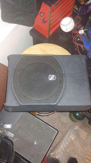 Sound ordnance subwoofer for Sale in Phoenix, AZ