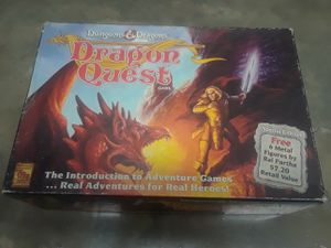 Dragon Quest D&D board game for Sale in Fort Pierce, FL