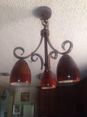Light fixture for Sale in Miramar, FL