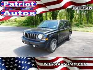 2015 Jeep Patriot for Sale in Baltimore, MD