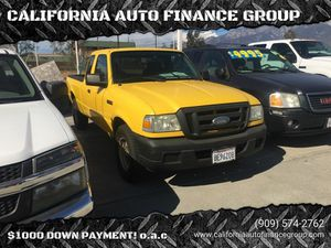 2007 Ford Ranger for Sale in Fontana, CA