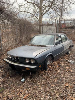 1985 BMW 5 Series for Sale in Philadelphia, PA