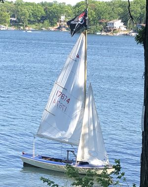 Snipe sailboat 14 ft for Sale in Milford Charter Township, MI
