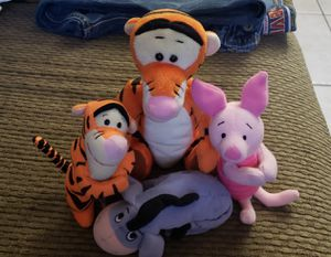 Tiger and Friends...Crib or Stroller Size for Sale in Covina, CA