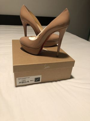 Christian Louboutin Bianca for Sale in Hillsboro, OR