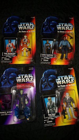 1996 Star Wars action figures for Sale in Phoenix, AZ
