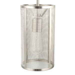 Home Decorators 1 light Mini Pendant Brushed Nickel for Sale in Rockville, MD