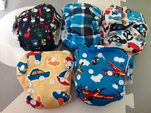 10 Newborn Cloth Diapers for Sale in High Point, NC