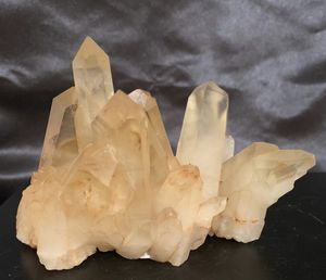 Super Nice Honey Colored Citrine Quartz Cluster for Sale in Schertz, TX