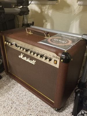 "Marshall AS50D 2X8"" 50Watt Guitar AMP COMBO for Sale in Rancho Santa Margarita, CA"