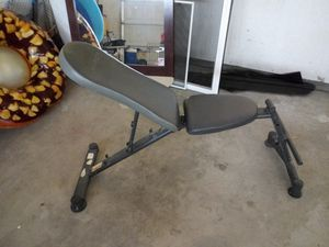 Bench and bar for Sale in Victorville, CA