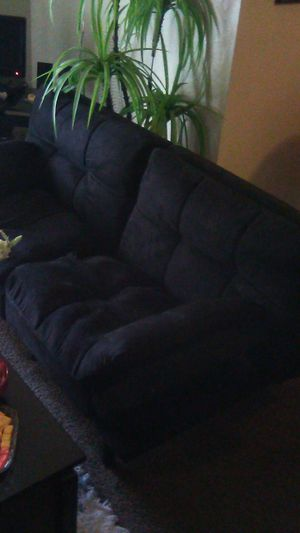 Futon very nice clean for Sale in Fresno, CA