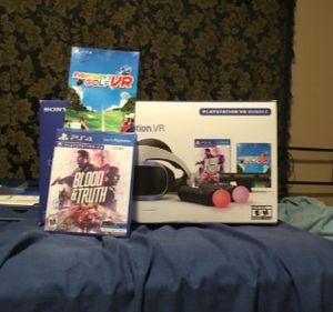 PlaystationVR for Sale in Santa Ana, CA
