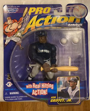 Ken Griffey Jr Mariners 1998 collective toy for Sale in Hayward, CA