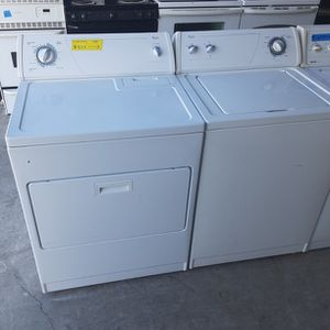 Whirlpool washer And Electric Dryer Sets for Sale in Modesto, CA