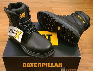 CAT Work Boots size 8.5,9 and 9.5 for Men. for Sale in Lynwood, CA